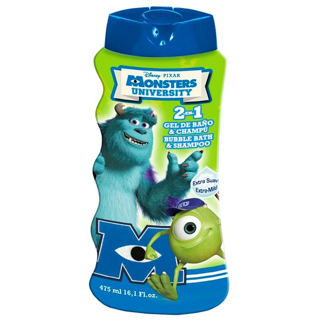 Disney - Monsters University - Gel douche 475 ml