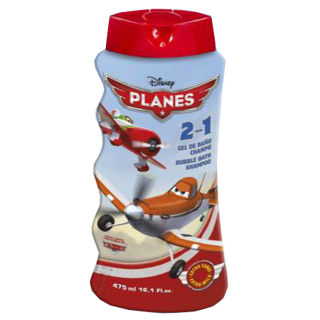 Disney - Planes - Gel douche 475 ml