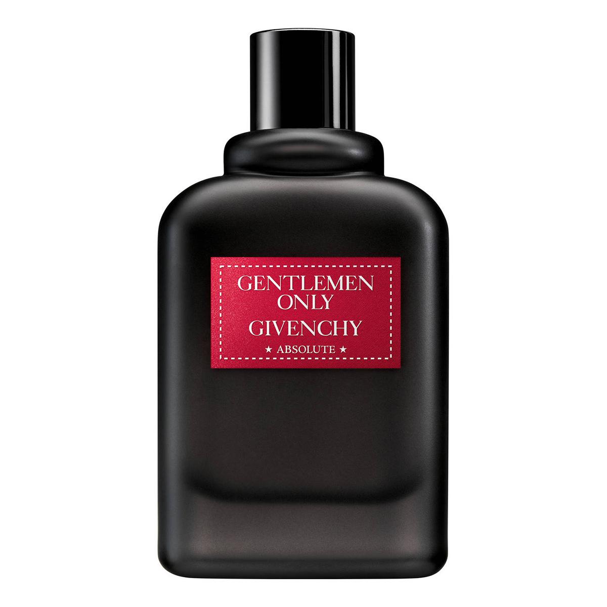 Eau de Parfum Gentlemen Only Absolute - Givenchy