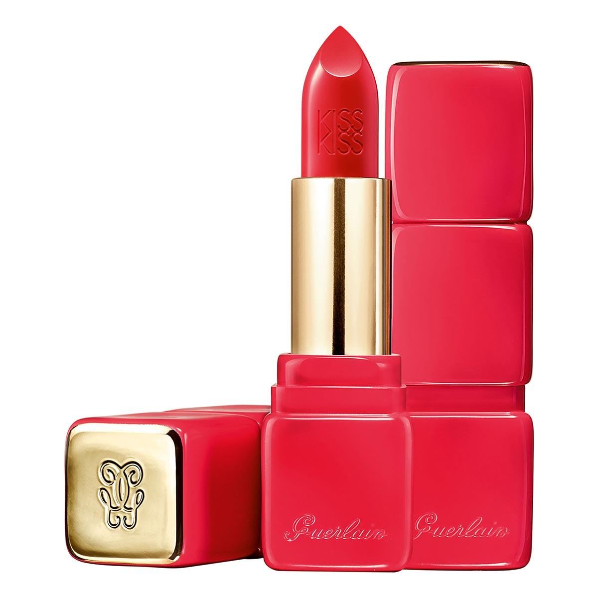 KissKiss Le Rouge Crème Galbant - Guerlain