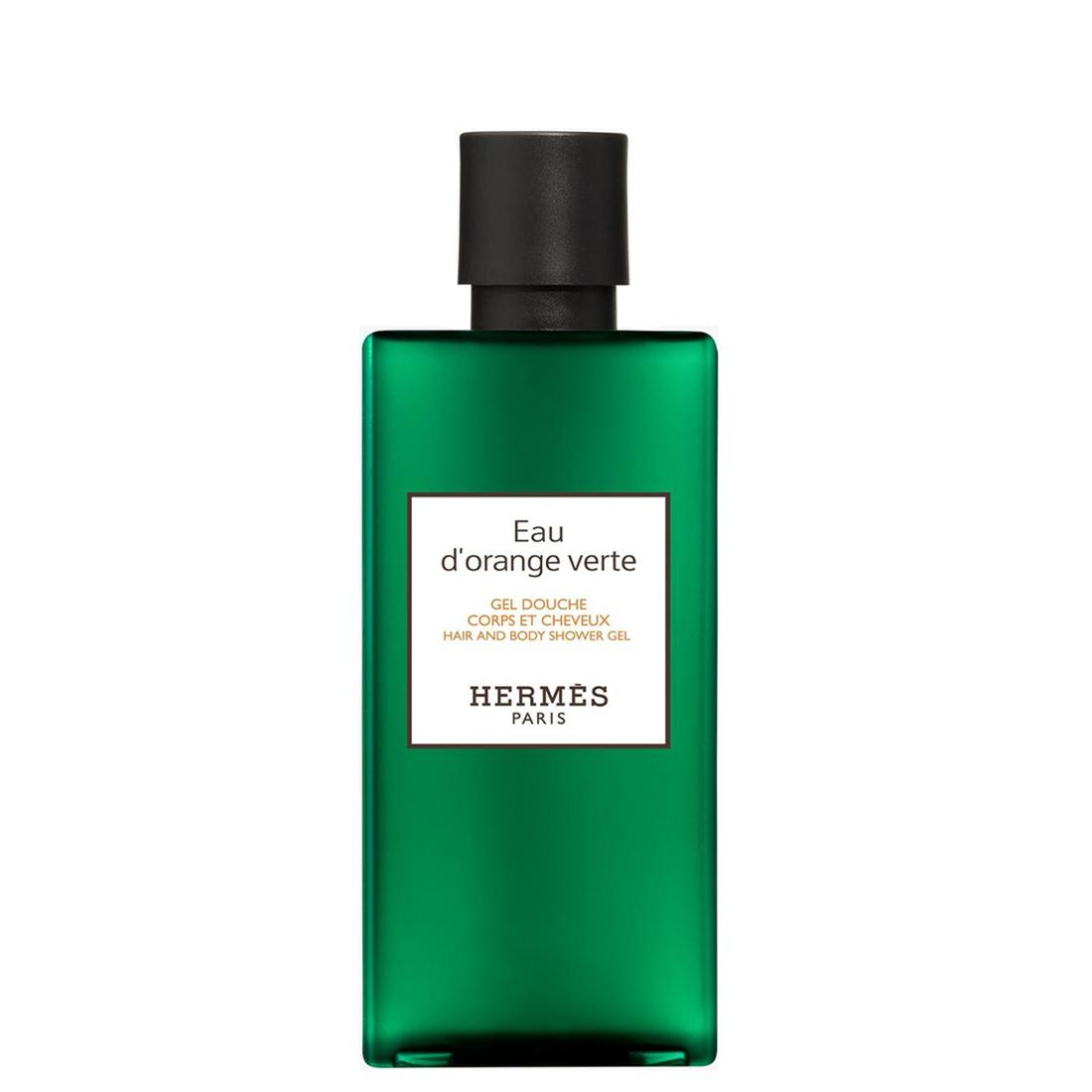 Hermès - Eau d'orange verte - Gel douche corps cheveux