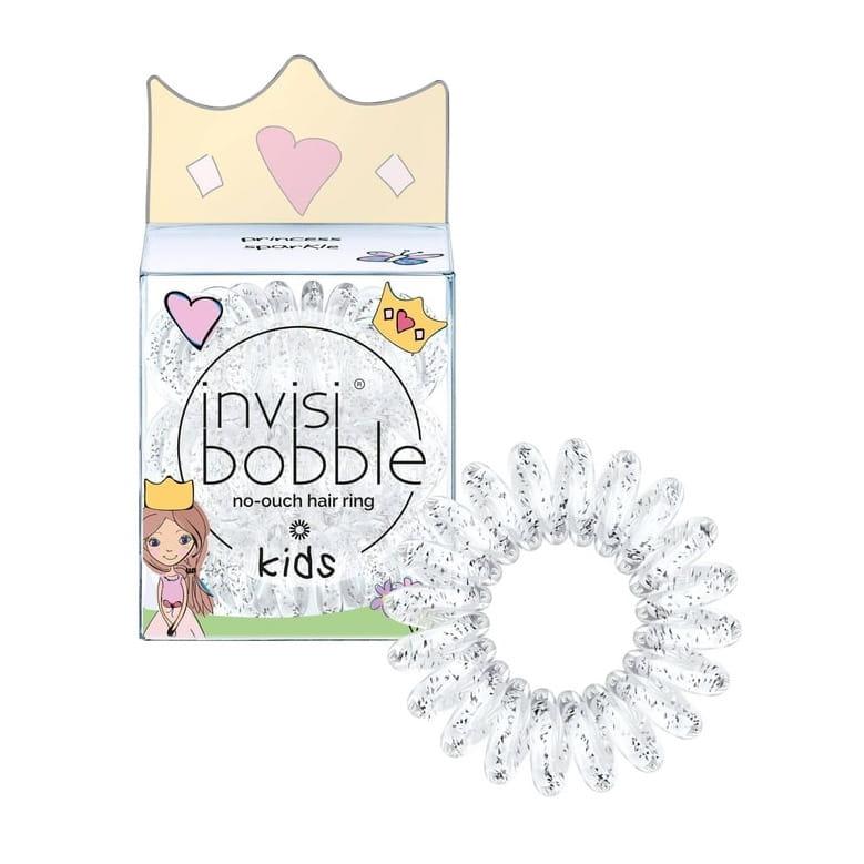 Invisibobble - KIDS Princess Sparkle - 3 élastiques à cheveux