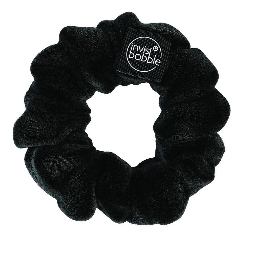 Invisibobble Sprunchie True Black Chouchou cheveux