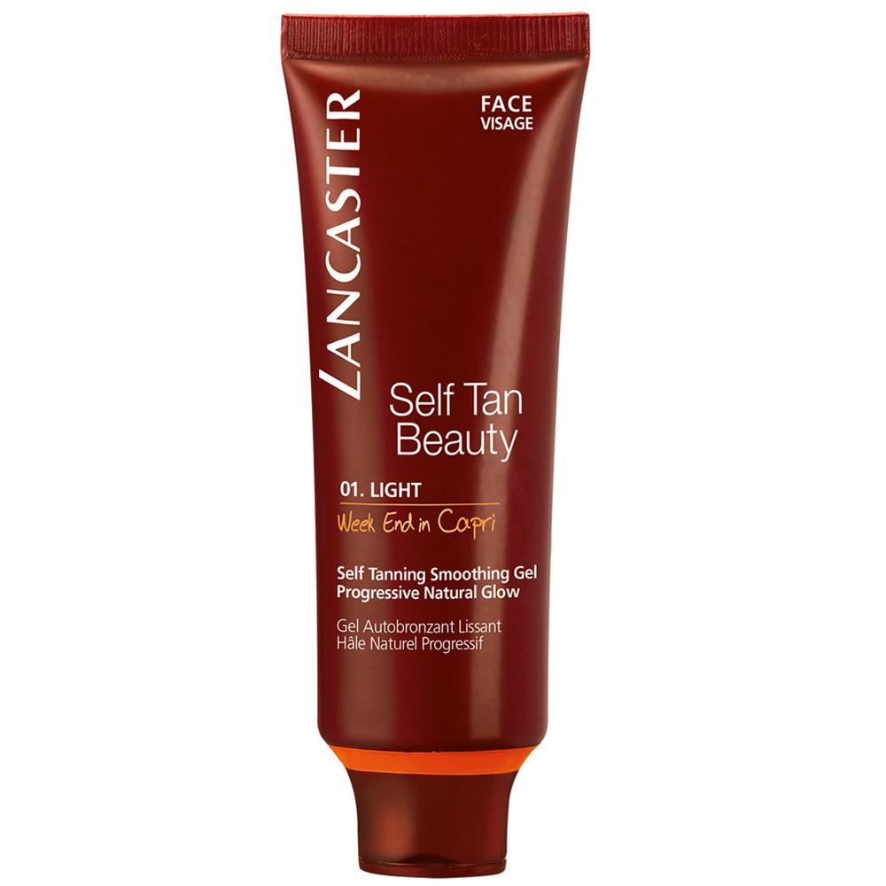 Lancaster - Self Tan Bronzing Light - Gel Autobronzant Lissant Week-end in Capri 50 ml