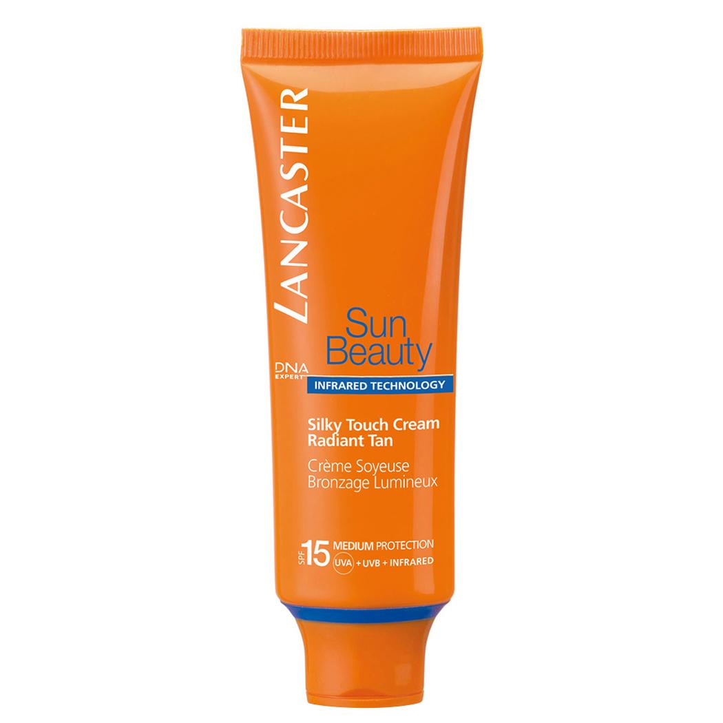 Lancaster - Sun Beauty - Crème Soyeuse Bronzage Lumineux SPF15 50 ml