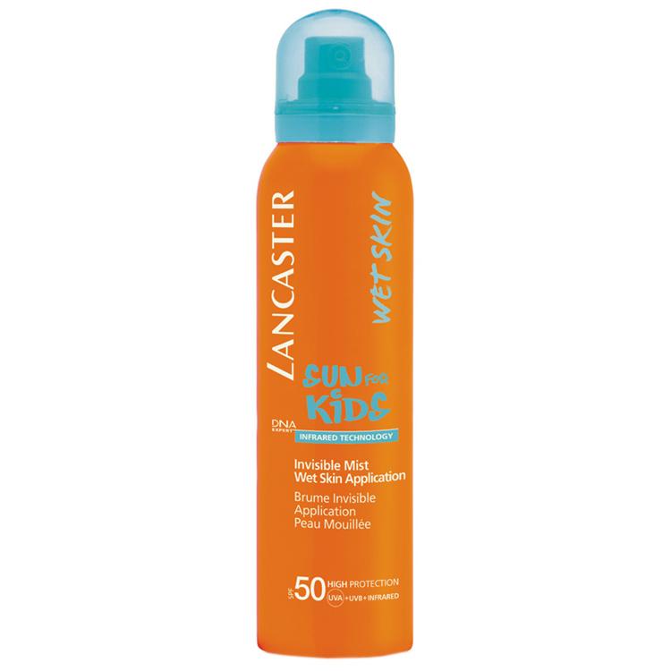 Lancaster - Sun For Kids - Brume invisible Application Peau Mouillée SPF50 125 ml
