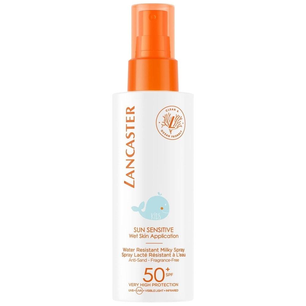 Lancaster - Sun Sensitive - Spray Lacté pour Enfants Visage & Corps SPF50 125 ml