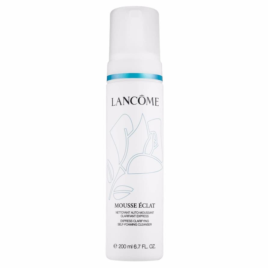 Lancôme - Mousse Eclat - Nettoyant Auto-moussant Clarifiant 200 ml