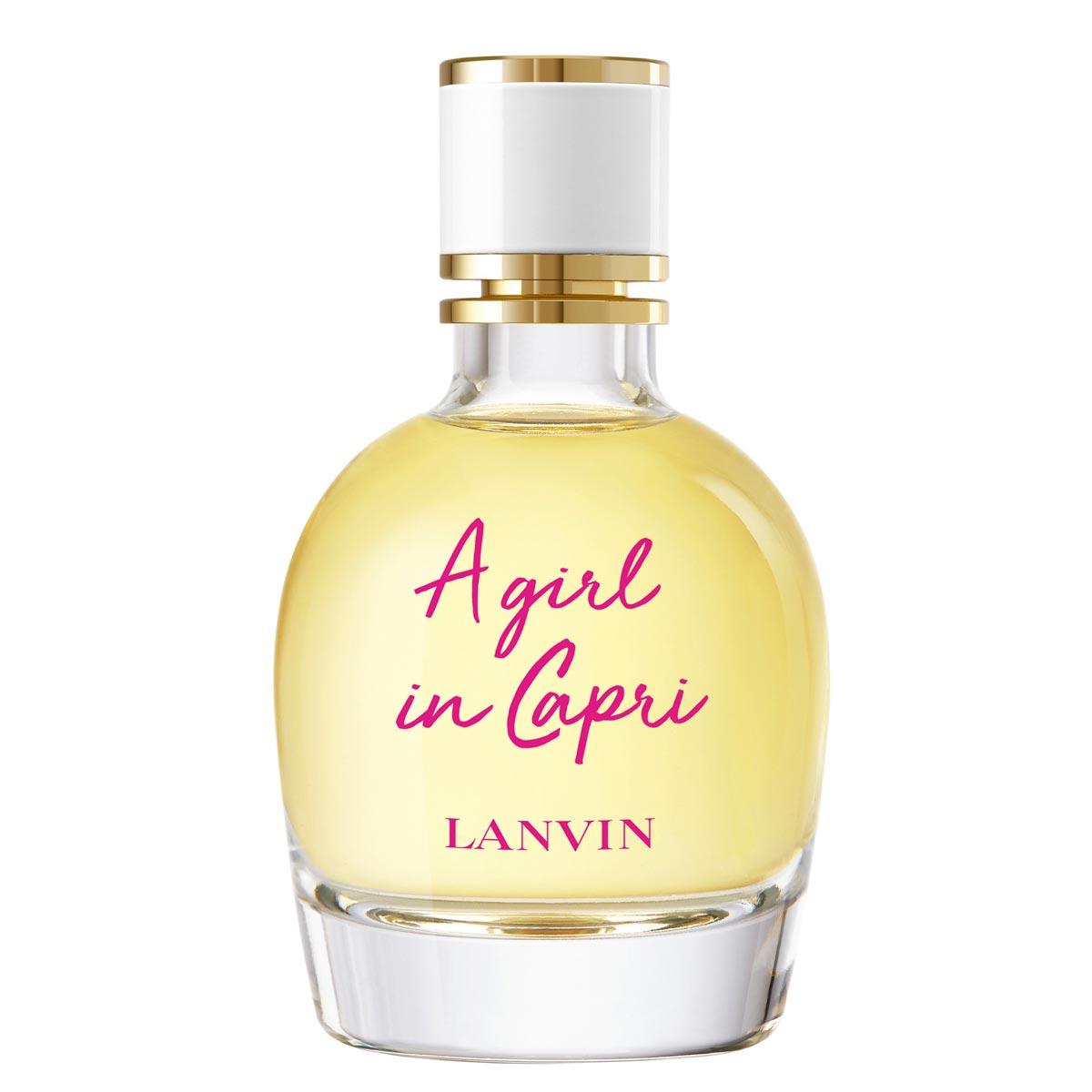 Lanvin - A Girl in Capri - Eau de Toilette
