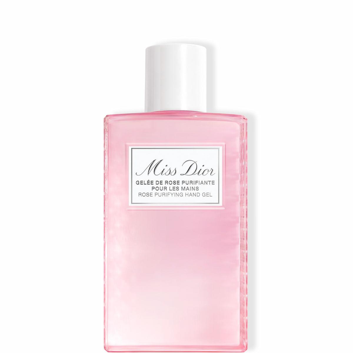 Miss Dior Gelée de rose purifiante pour les mains