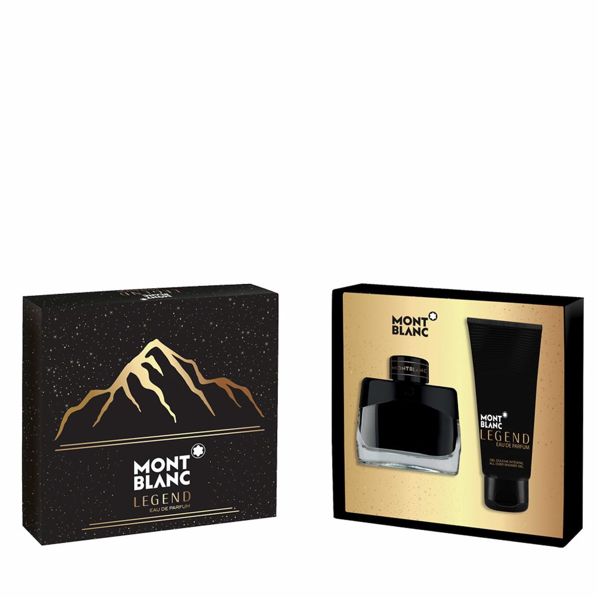 Coffret Montblanc Legend Eau de Parfum - MONTBLANC