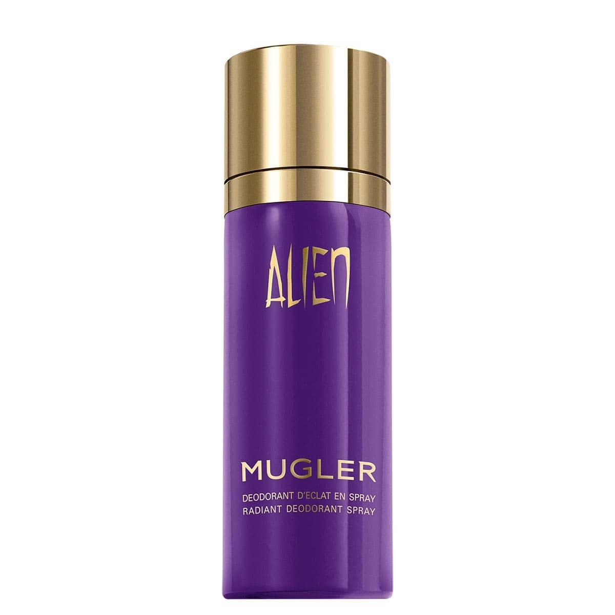 MUGLER - Alien - Déodorant d'Eclat Spray 100 ml