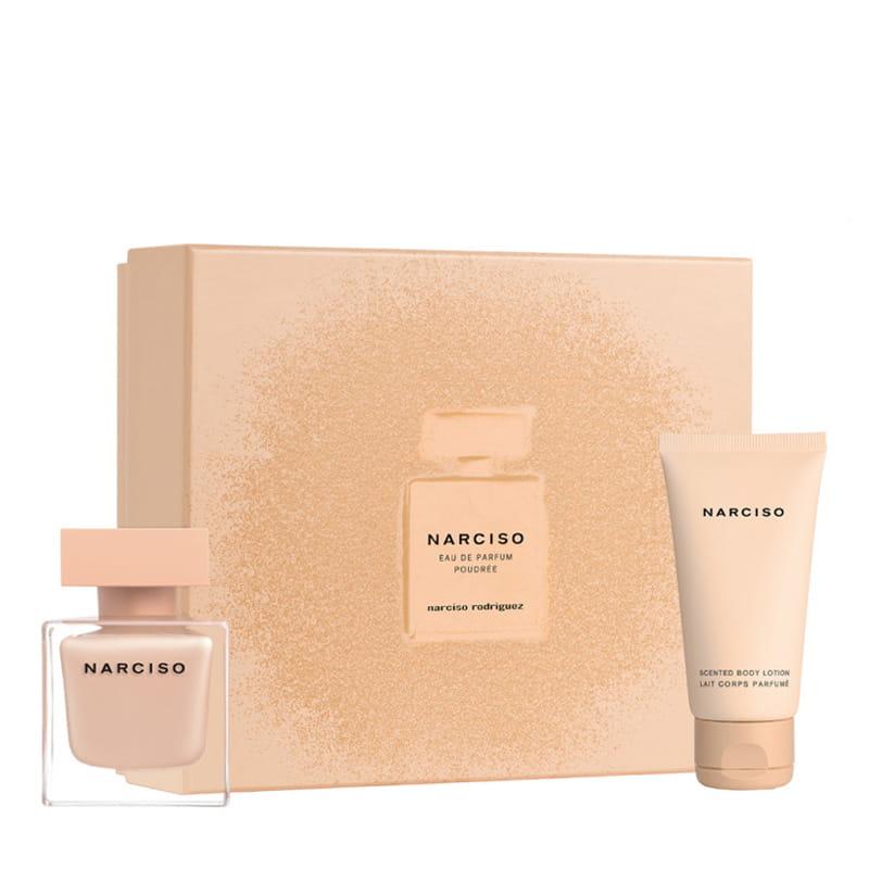 Coffret Narciso Poudrée Eau de parfum