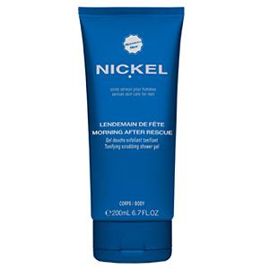 Nickel - Lendemain de Fête - Gel Douche Exfoliant Tonifiant 200 ml