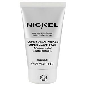 Nickel - Super Clean Visage - Gel nettoyant gommant 125 ml
