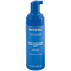 Nickel - Super Clean Soft - Mousse nettoyante visage 175 ml