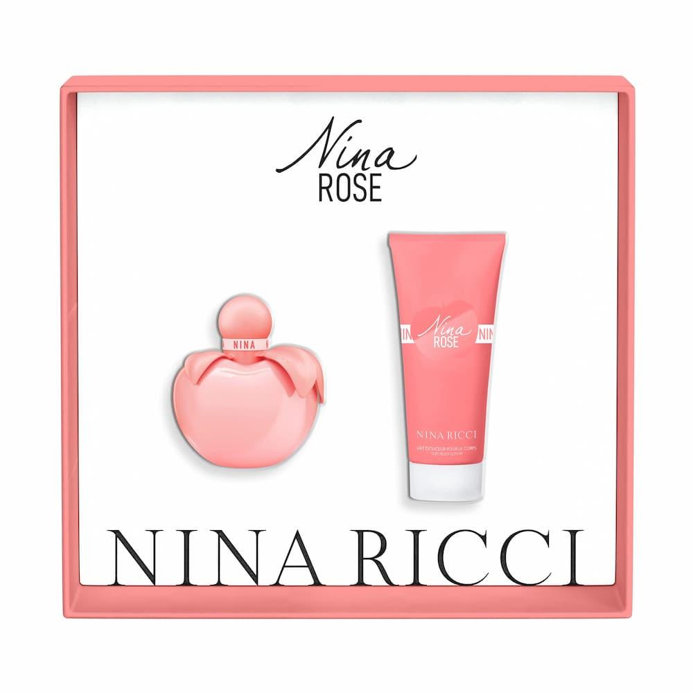 Coffret Nina Rose Eau de toilette - NINA RICCI