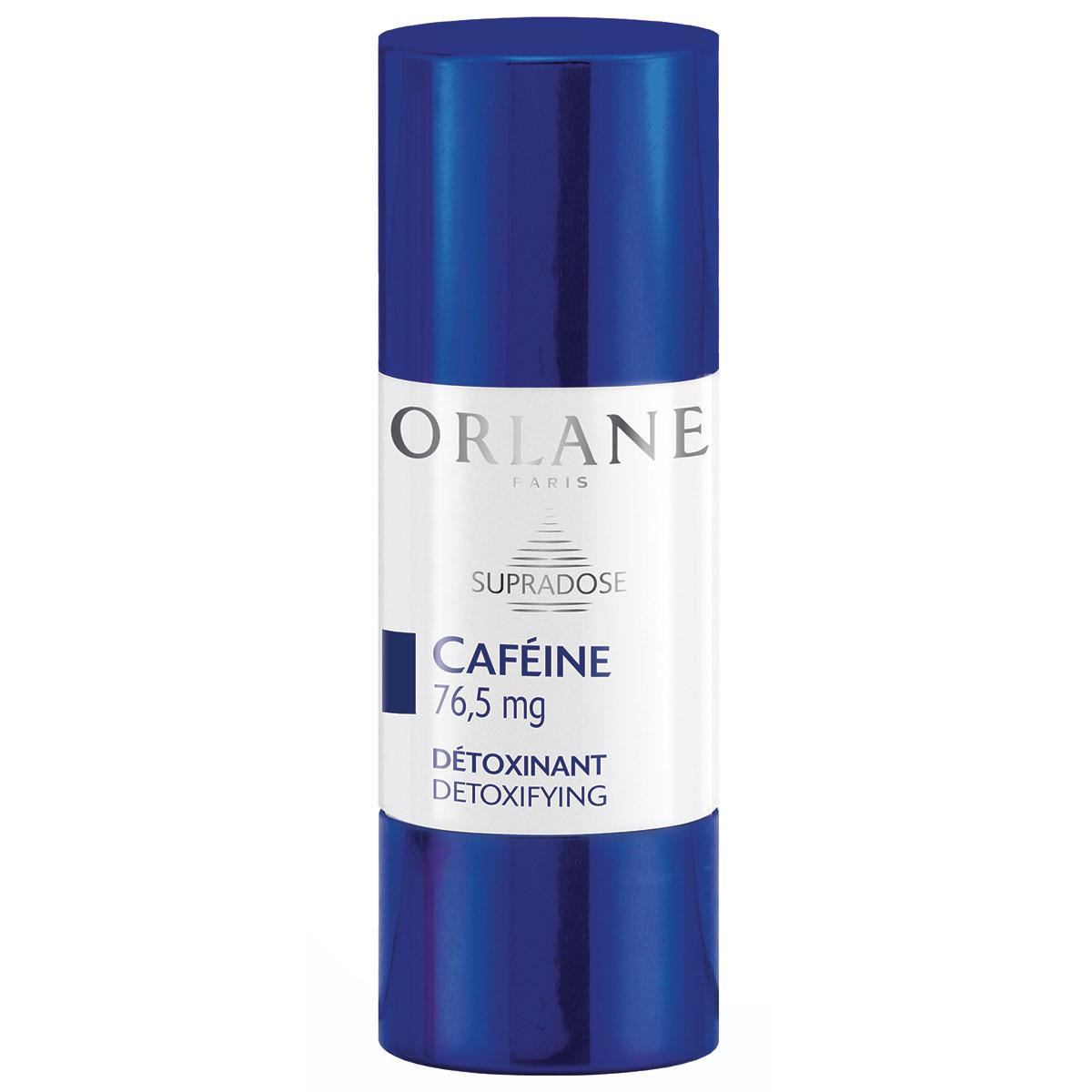 Orlane - Supradose - Concentré Caféïne Détoxinant 15 ml