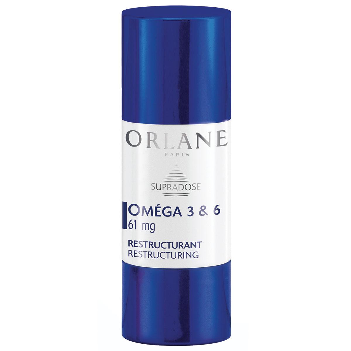 Orlane - Supradose - Concentré Oméga 3 & 6 Restructurant 15 ml