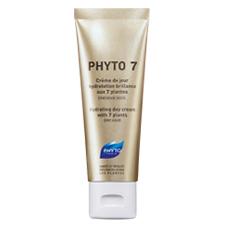 Phyto - Phyto 7 - Crème de jour hydratation brillance aux 7 plantes 50 ml