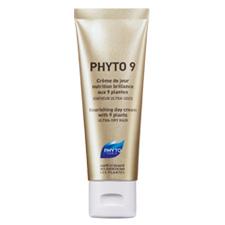 Phyto - Phyto 9 - Crème de jour nutrition brillance aux 9 plantes 50 ml