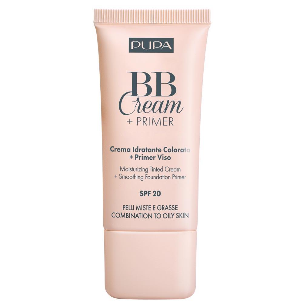 BB Crème Primer Peau mixte à grasse - Pupa