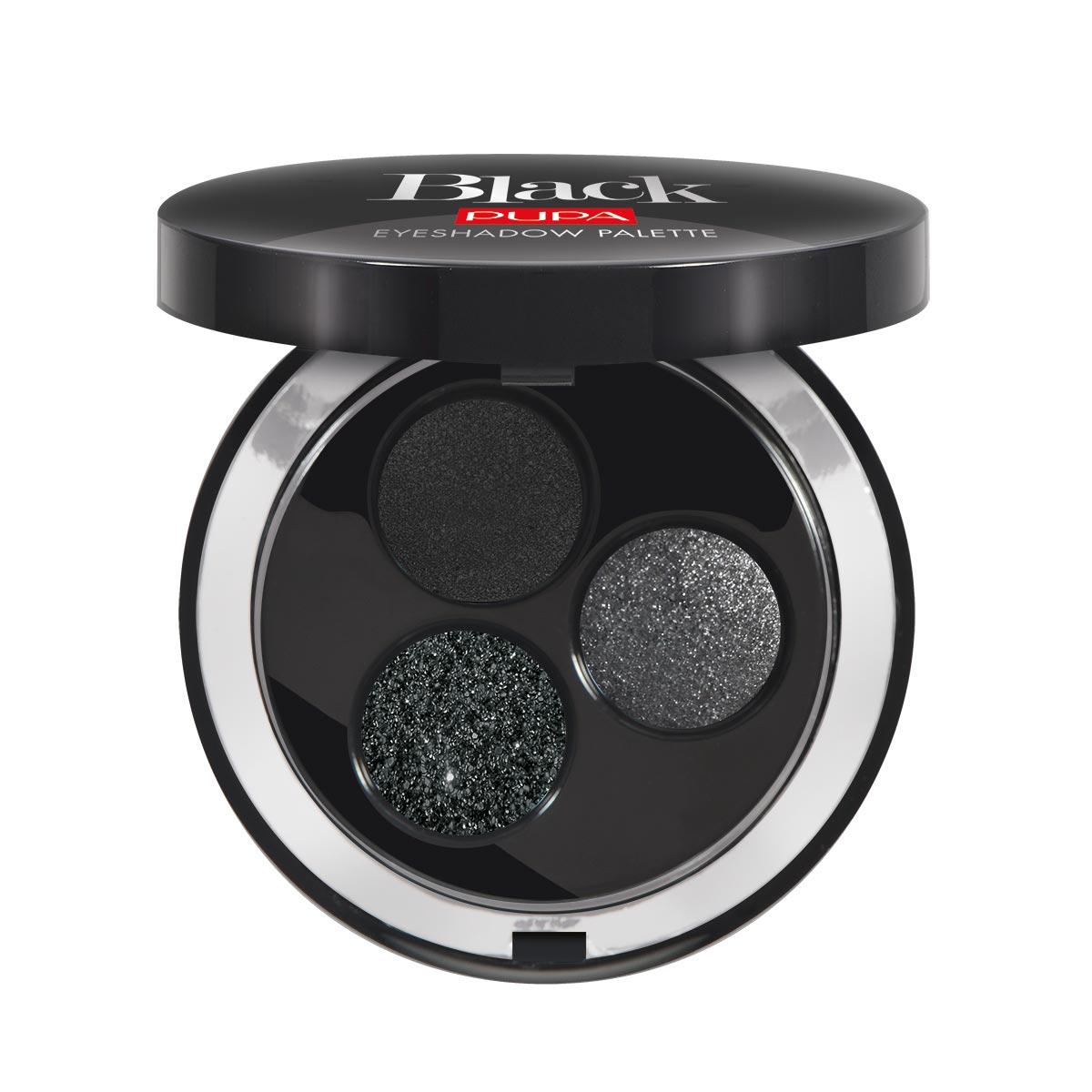 Black Eyeshadow Palette - PUPA