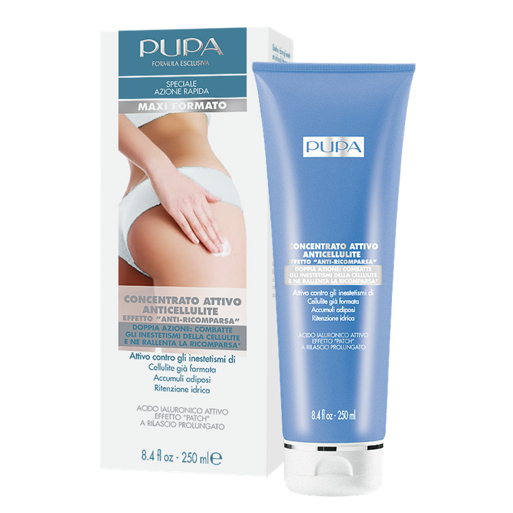 Pupa - Concentré Actif Anti-cellulite - 250 ml