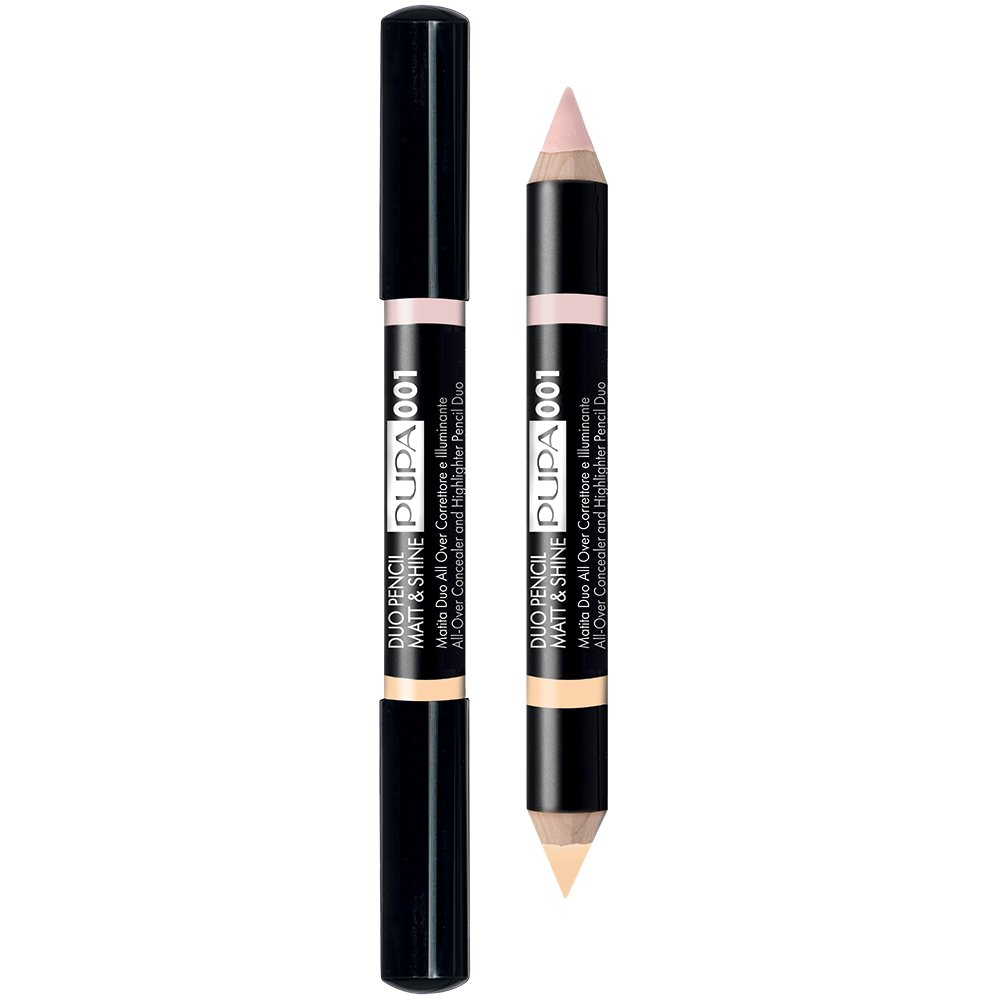 Pupa - Duo Pencil Matt & Shine