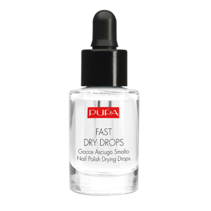 Pupa - Fast Dry Drops - Gouttes accélératrices de séchage