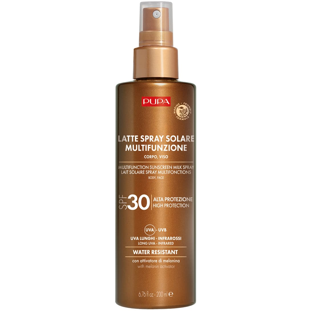 Pupa - Lait Solaire Spray Multifonctions - 200 ml