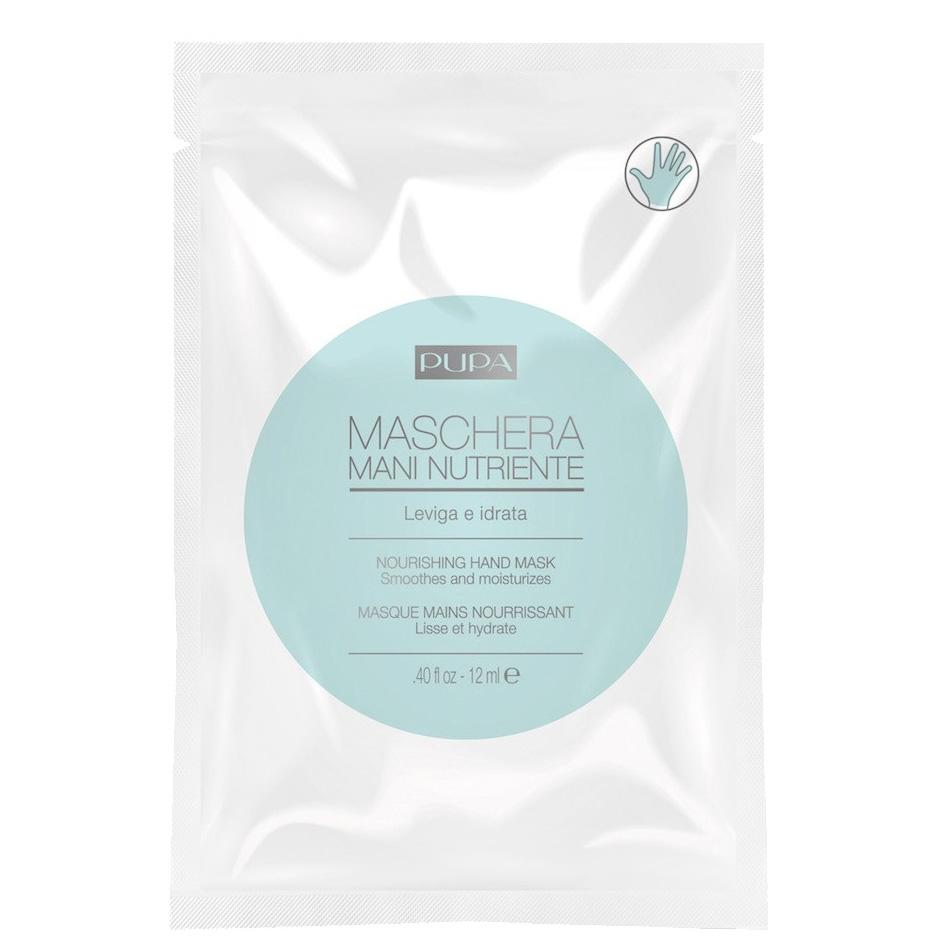 Pupa - Masque Mains Nourrissant - Mains lisses et hydratée en 15 minutes