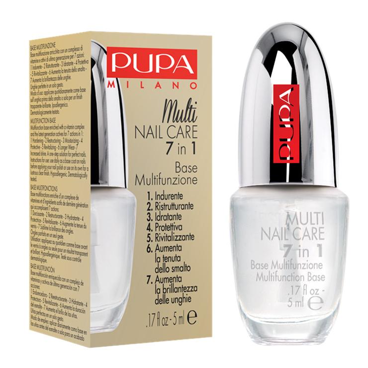 Pupa - Multi Nail Care 7 en 1