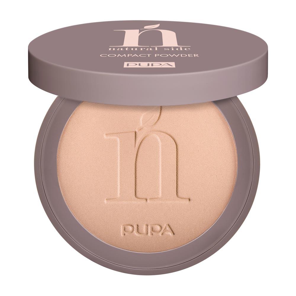 Natural Side Compact Powder, poudre compacte - Pupa