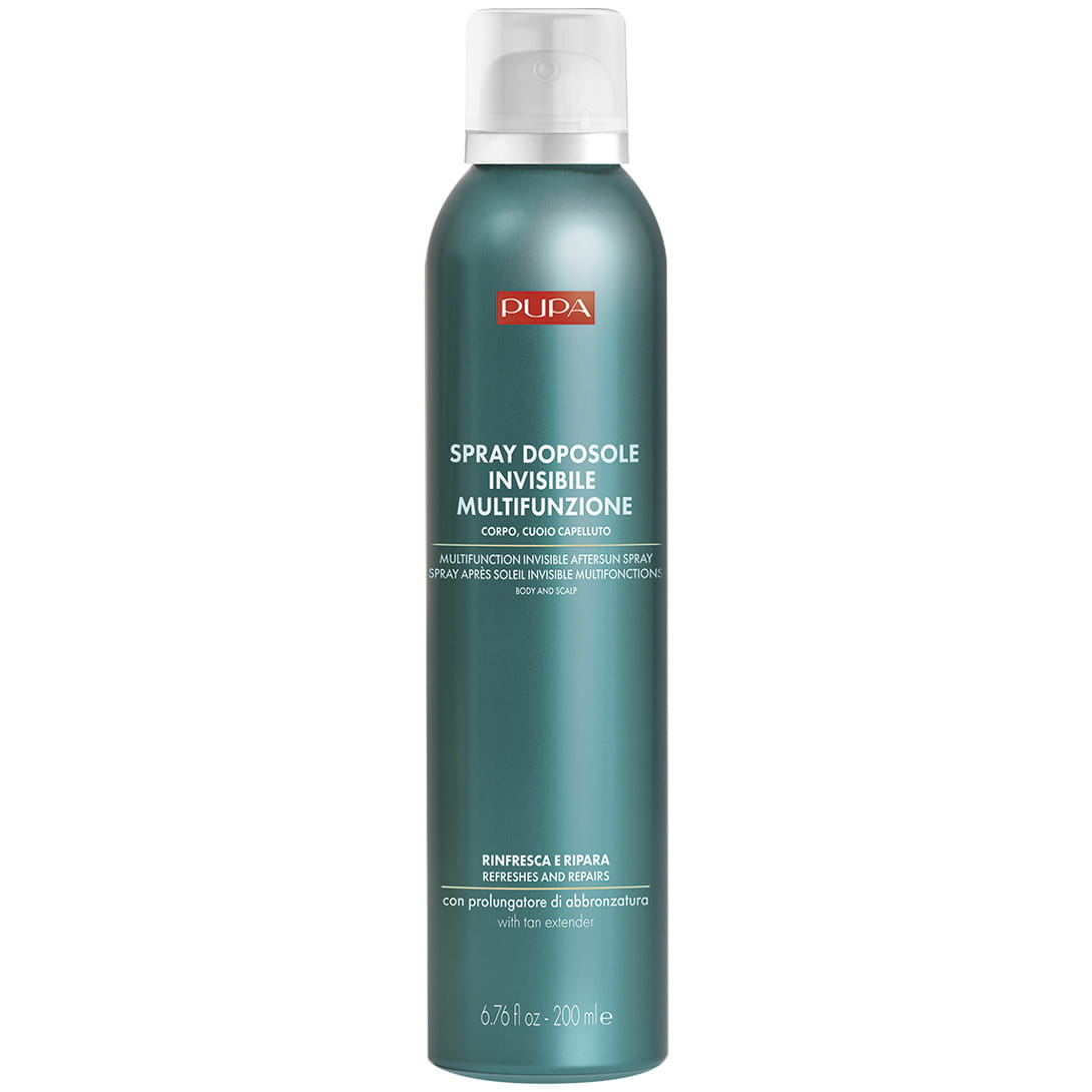 Pupa - Spray Après-Soleil Invisible Multifonctions - 200 ml