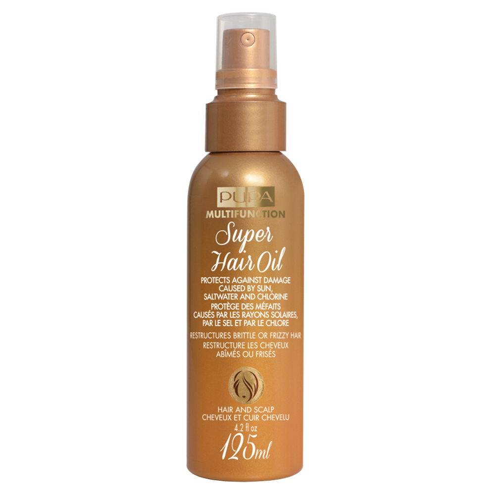 Pupa - Super Hair Oil - 125 ml
