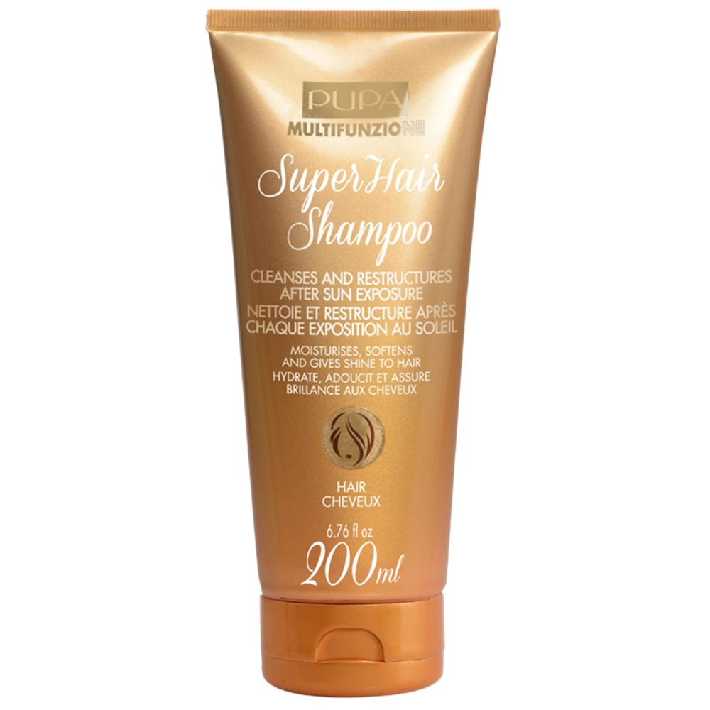 Pupa - Super Hair Shampoo - 200 ml