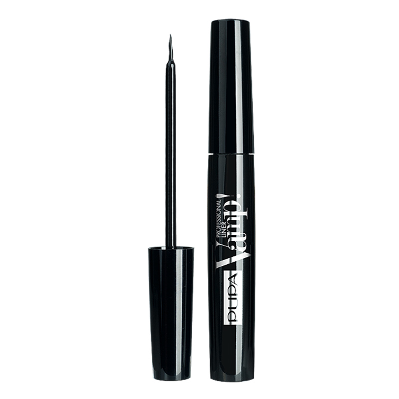 Pupa - Vamp! Professional Liner - Eyeliner Pinceau ultra fin Waterproof