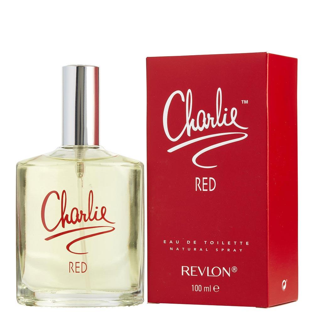 Eau de Toilette Charlie Red - REVLON