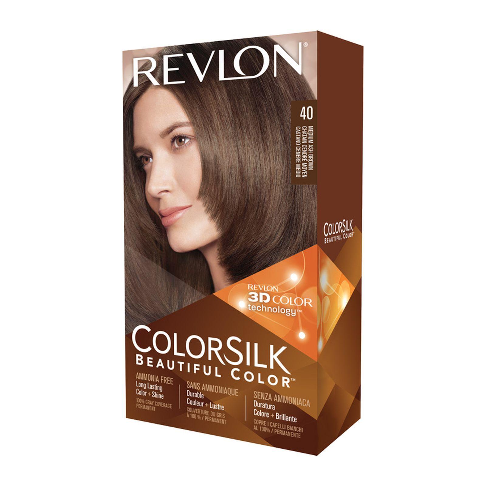 Revlon - ColorSilk