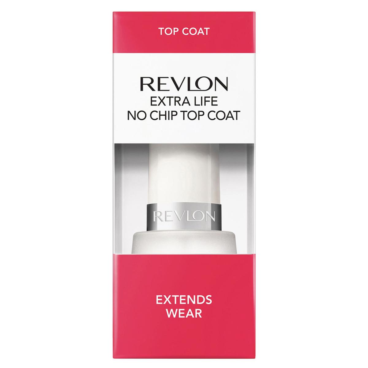 Revlon - Top Coat Extra-Life - Soin Protecteur Fixateur