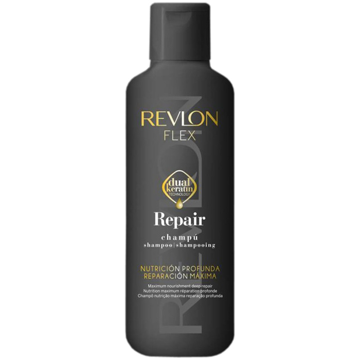 Revlon - Flex Repair Shampooing - Nutrition maximale 400 ml