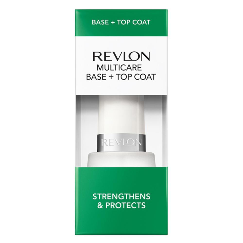 Revlon - Multi Care Base+Top Coat - 15 ml