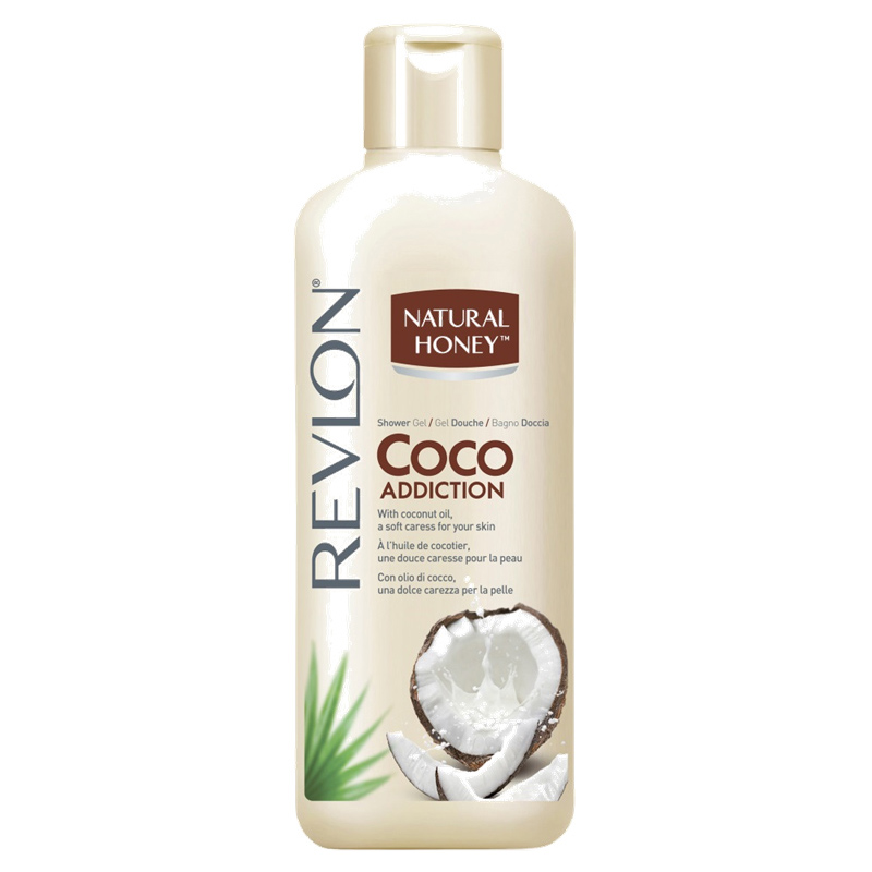 Revlon - Natural Honey - Gel Douche Coco Addiction 650 ml