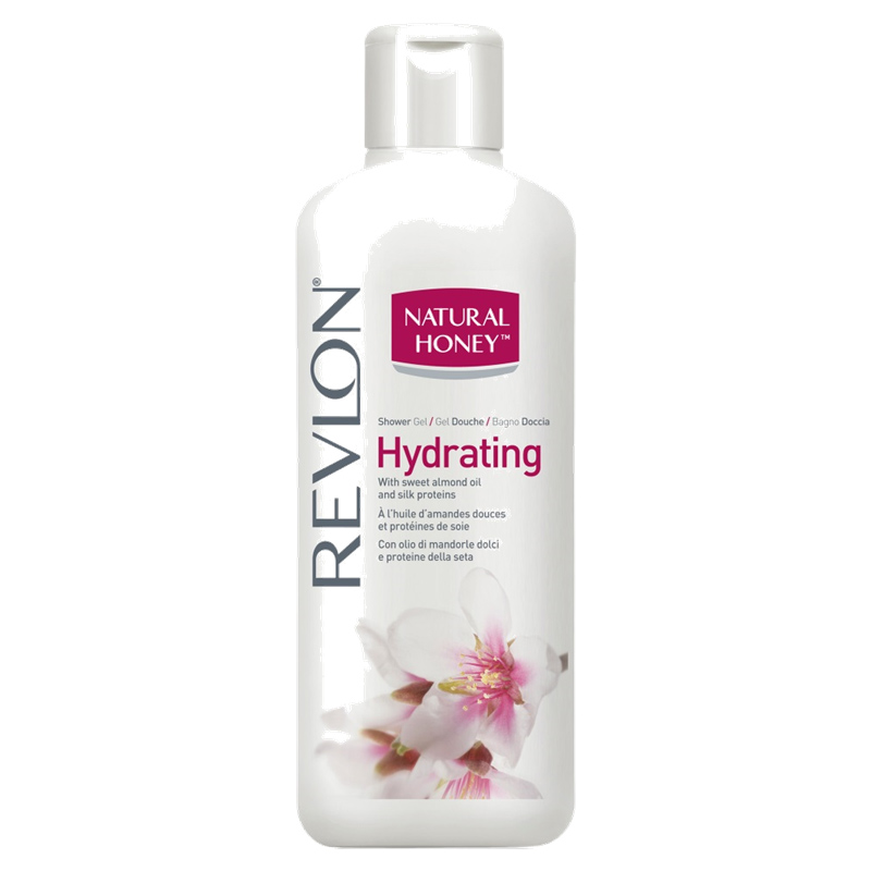 Revlon - Natural Honey - Gel Douche Hydratant 650 ml