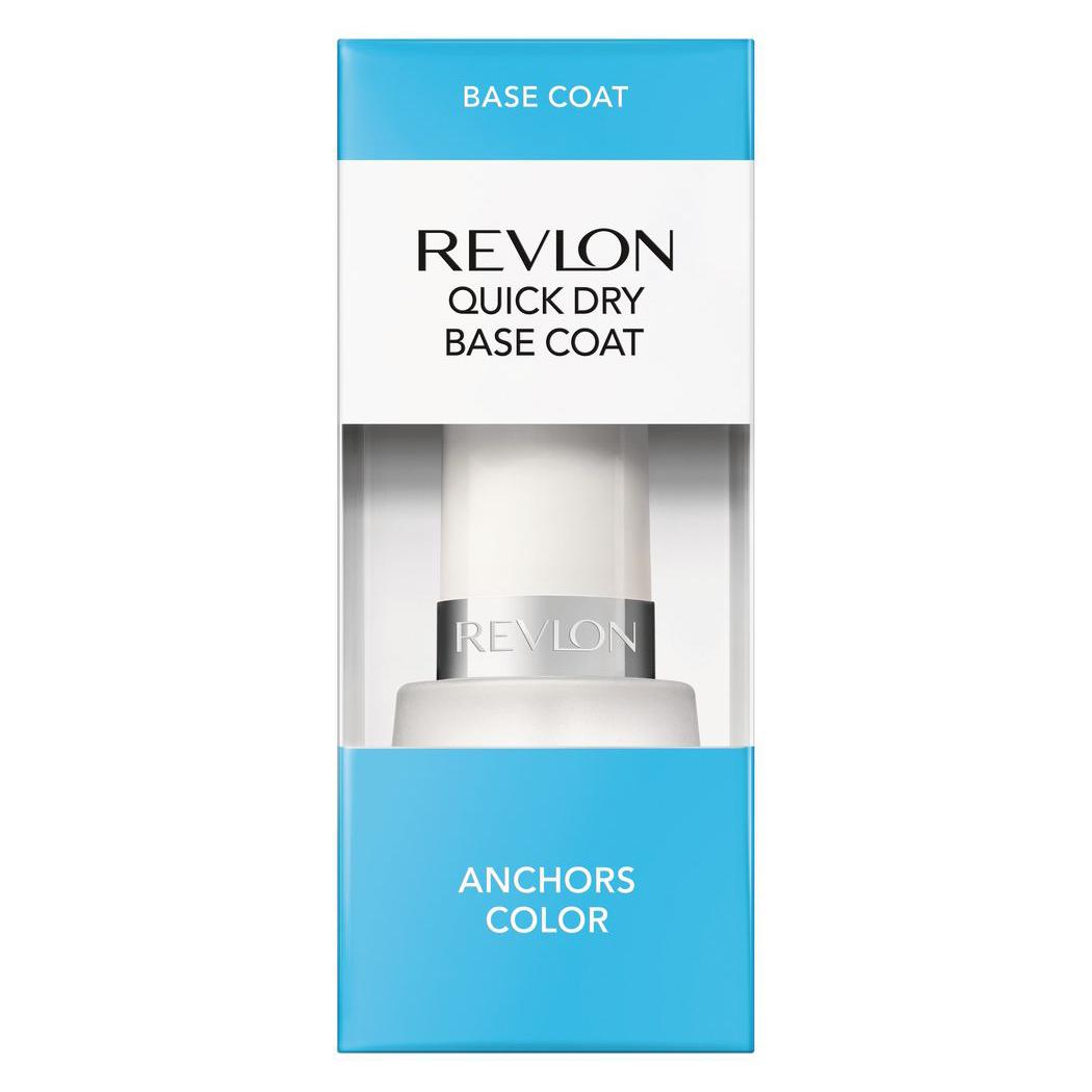 Revlon - Quick Dry Base Coat - Base à séchage rapide
