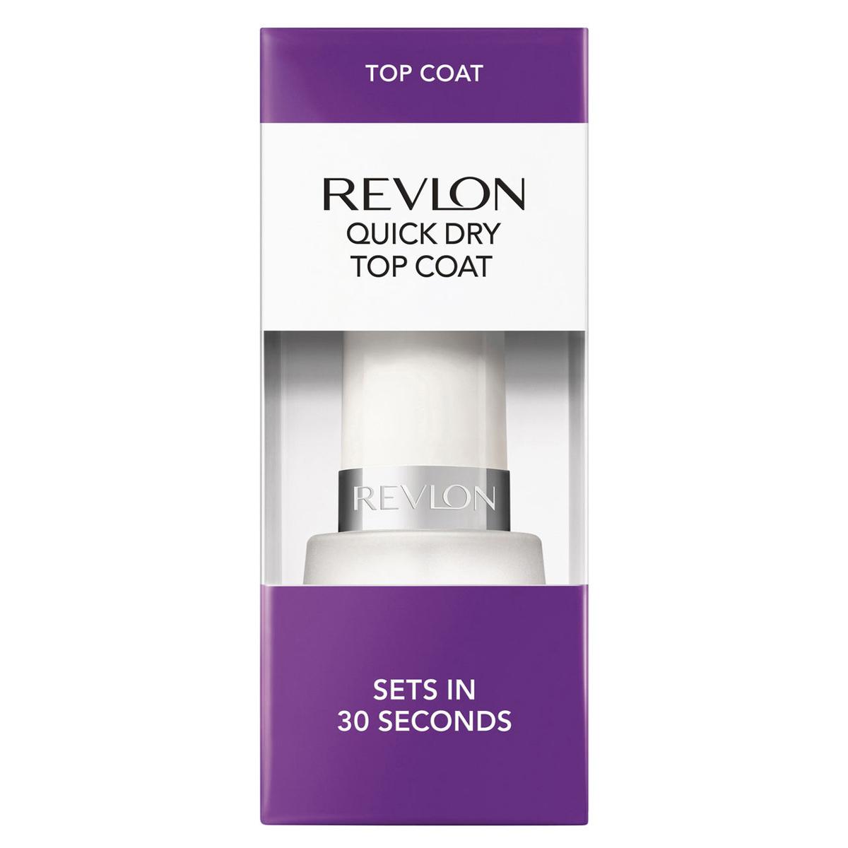 Revlon - Quick Dry Top Coat - Soin Fixateur