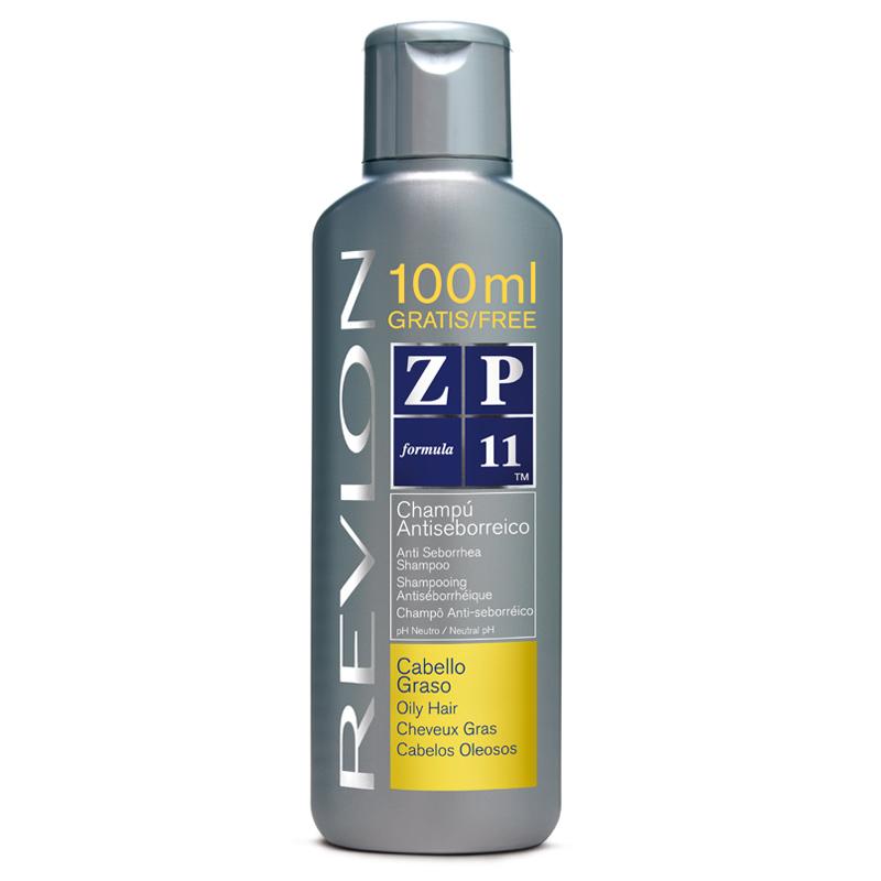 Revlon - ZP 11 Shampooing Antiséborrhéique - Cheveux Gras 400 ml