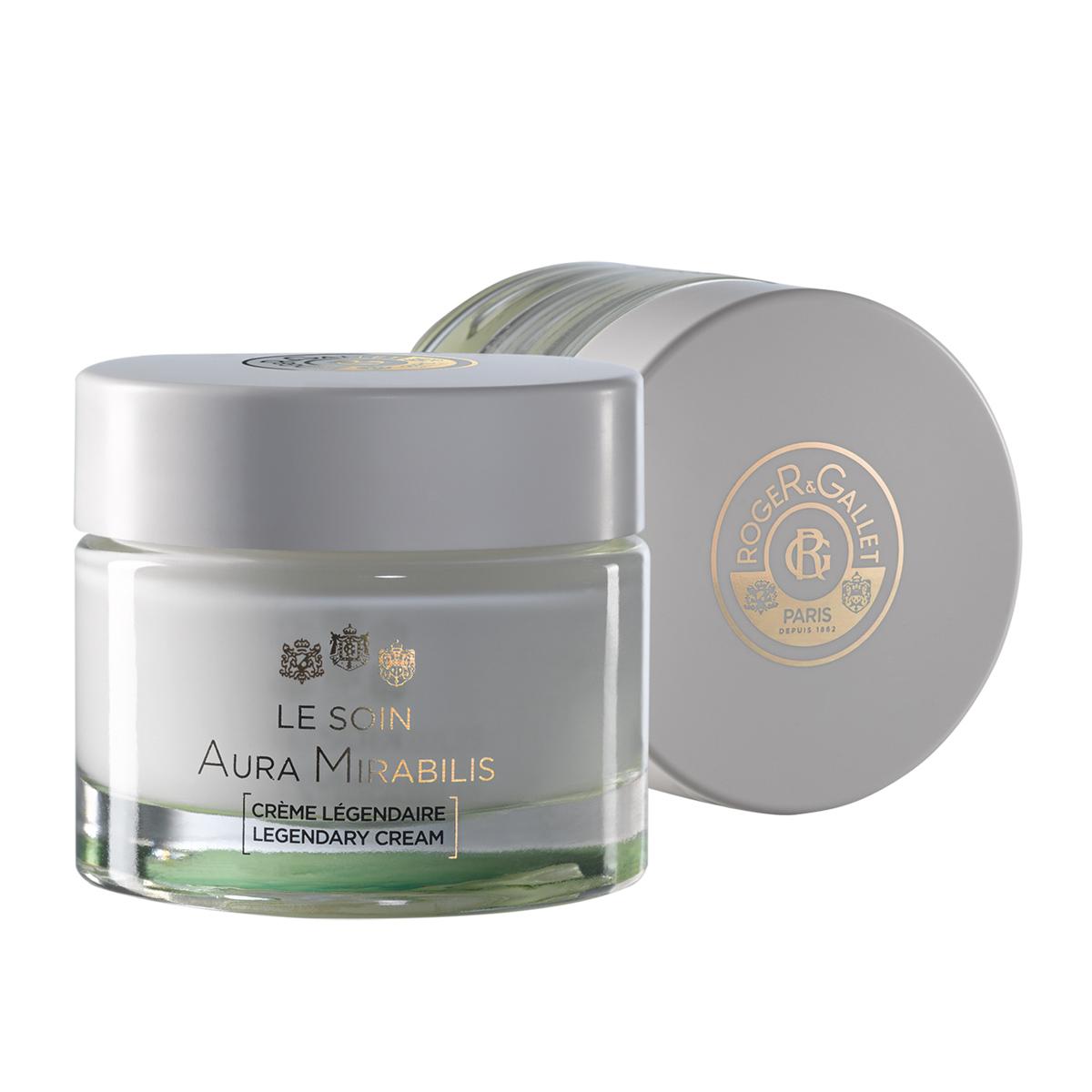 Roger&Gallet - Aura Mirabilis - Crème Légendaire 50 ml