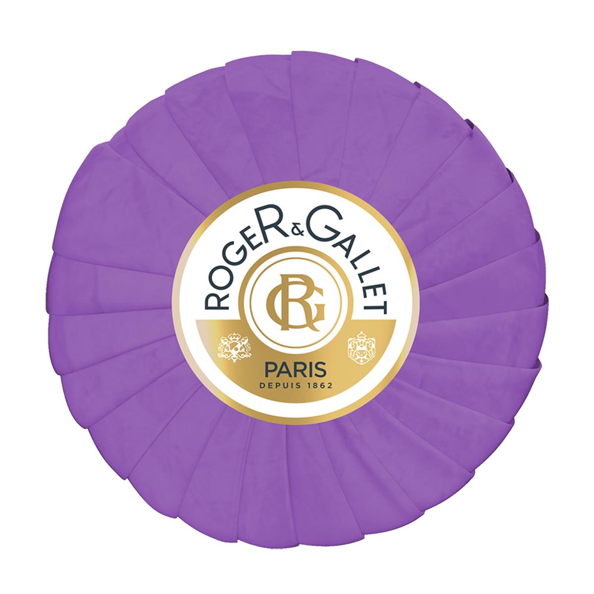 Roger&Gallet - Gingembre - Savon Parfumé 100 g